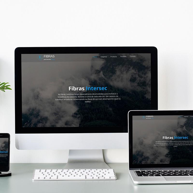 Website - Fibras Intersec