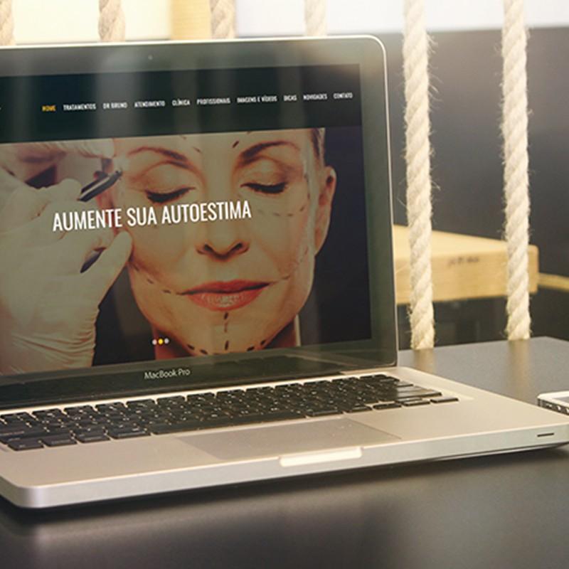 Website Bruno Beraldi