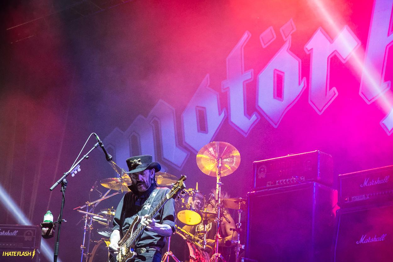 Na estrada com o Motörhead