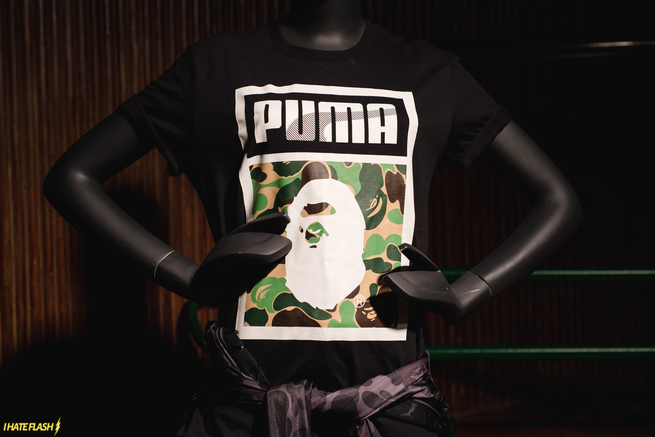 Puma X Bape