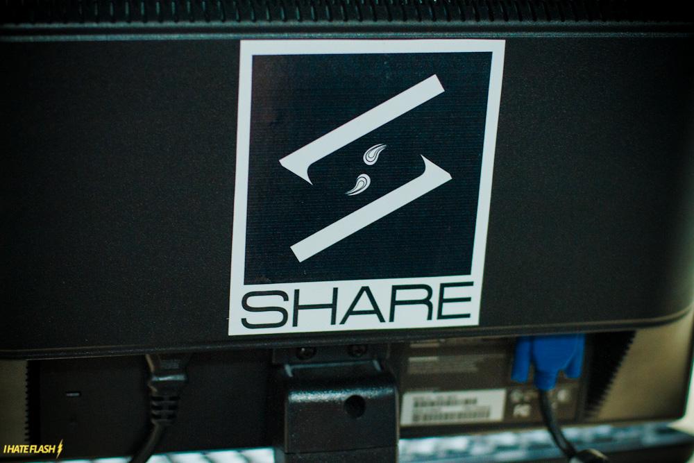 Lançamento Share + After Party