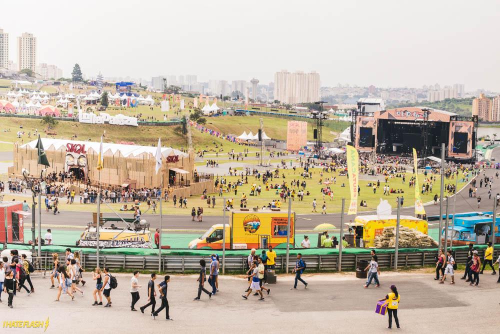 Lollapalooza Brasil 2015 - dia #1
