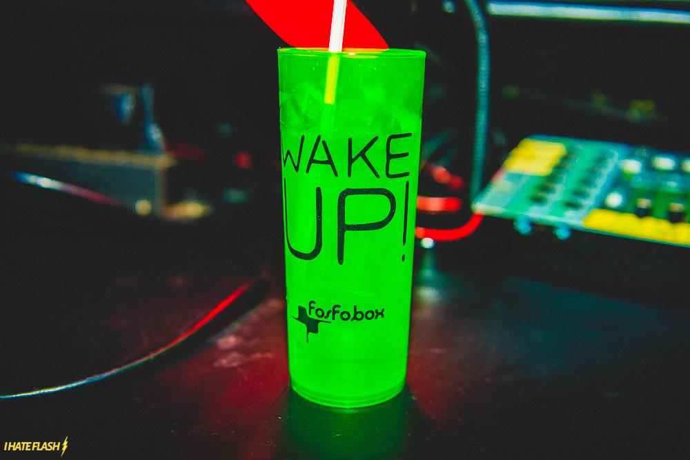 Wake Up! 7 anos