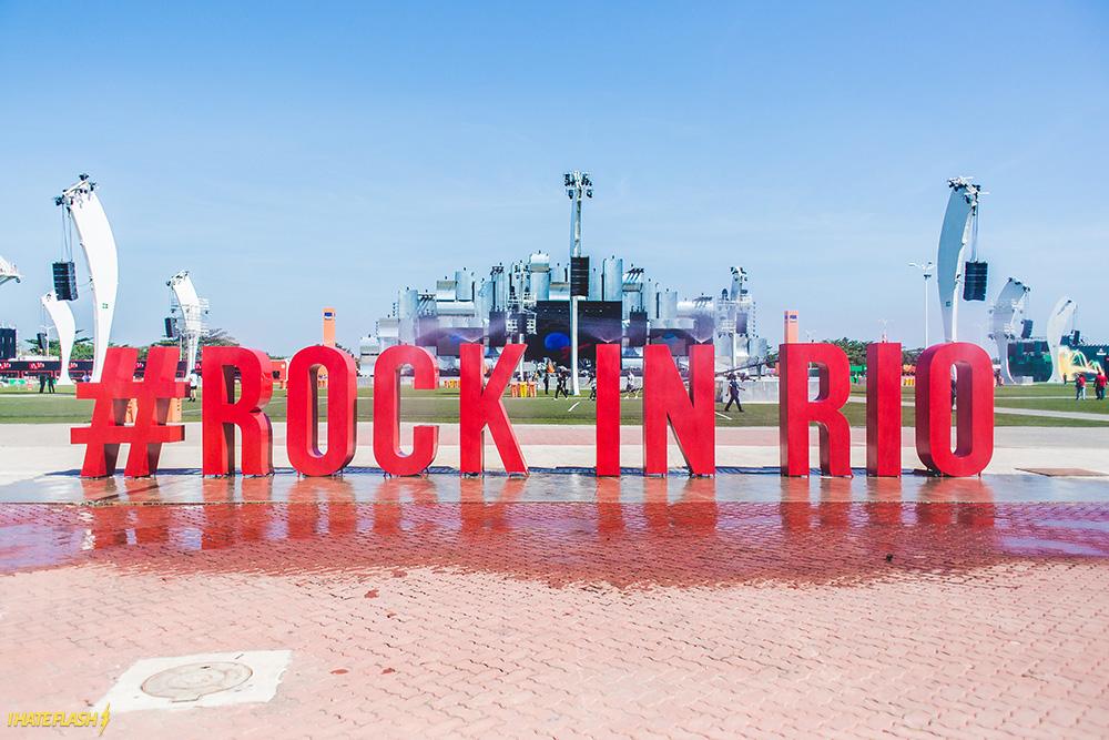 Rock in Rio 2015 - Parte #1