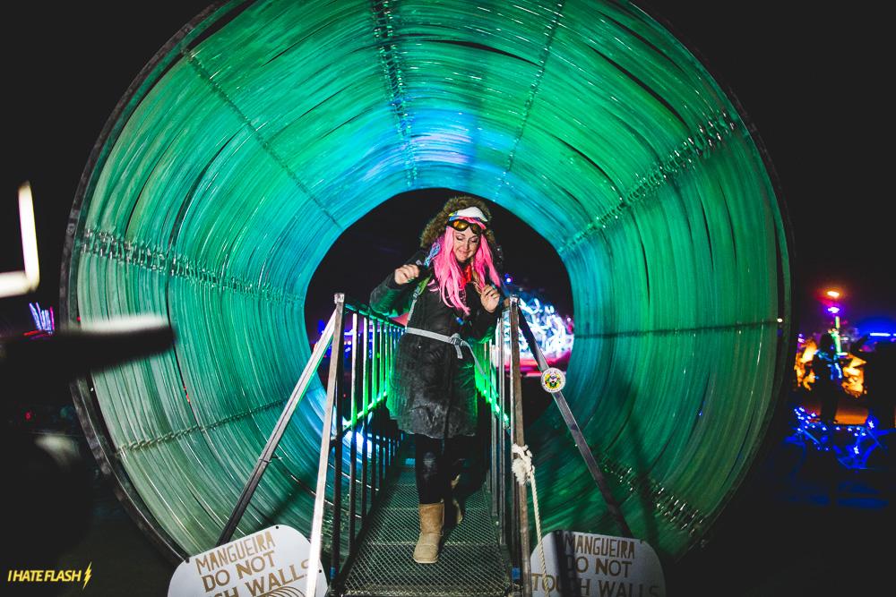 Burning Man 2015: The Night