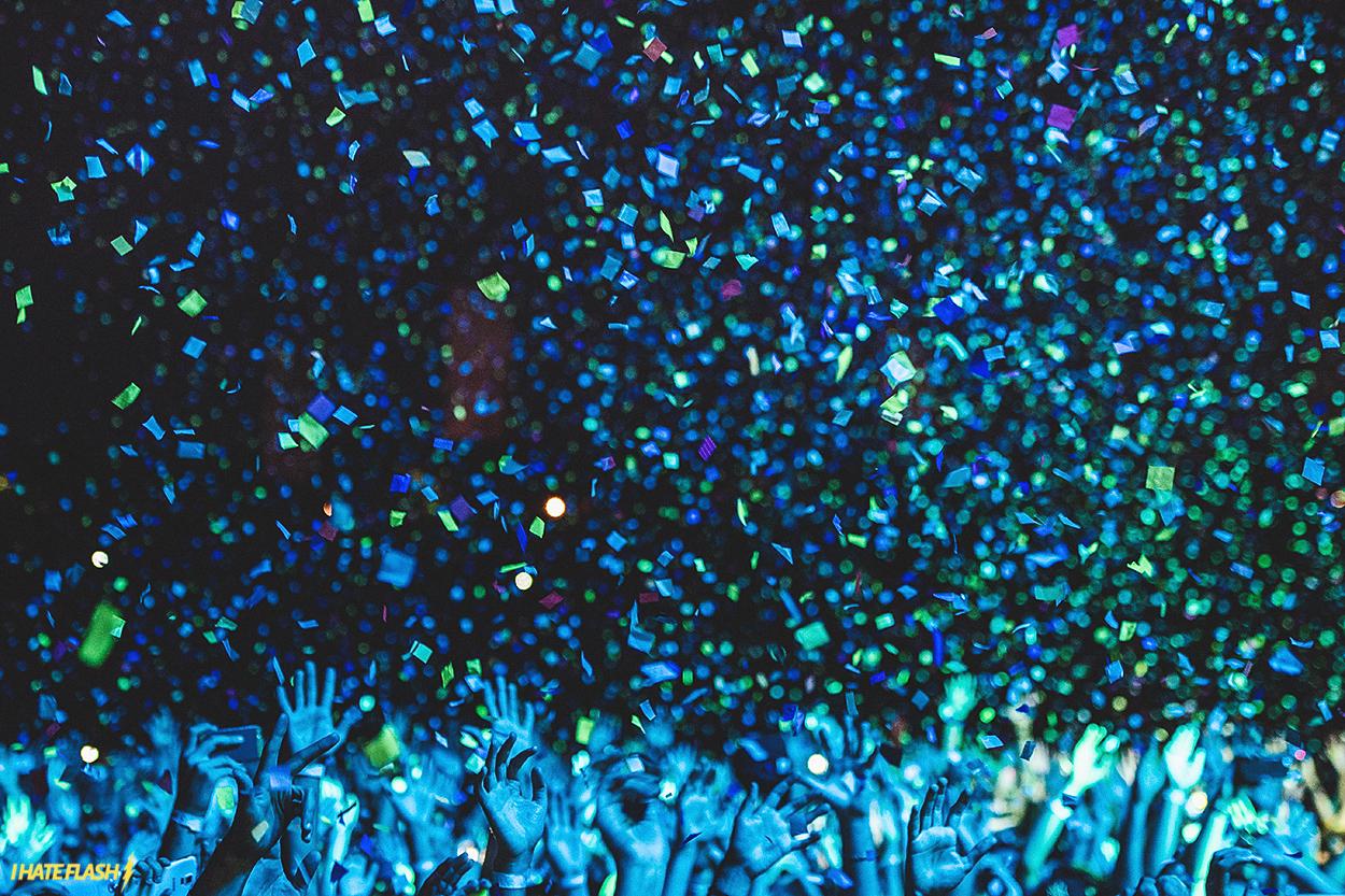 Lollapalooza Brasil 2016 - Dia 1