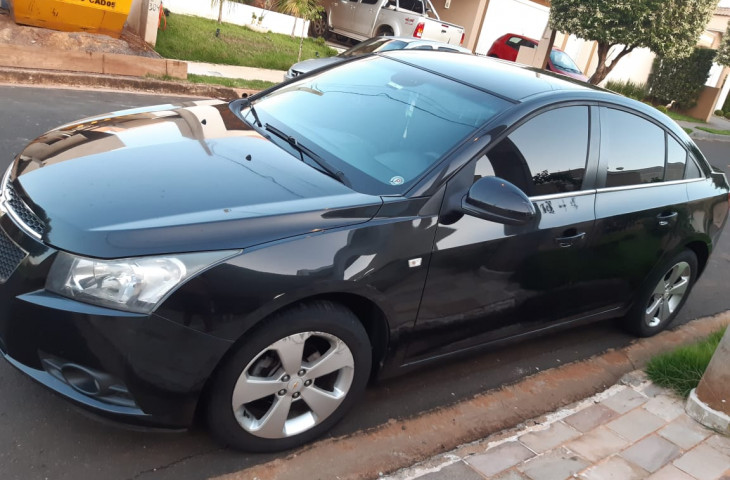 CHEVROLET CRUZE SEDAN 1.8 LT 16V FLEX 4P AUTOMÁTICO Novo