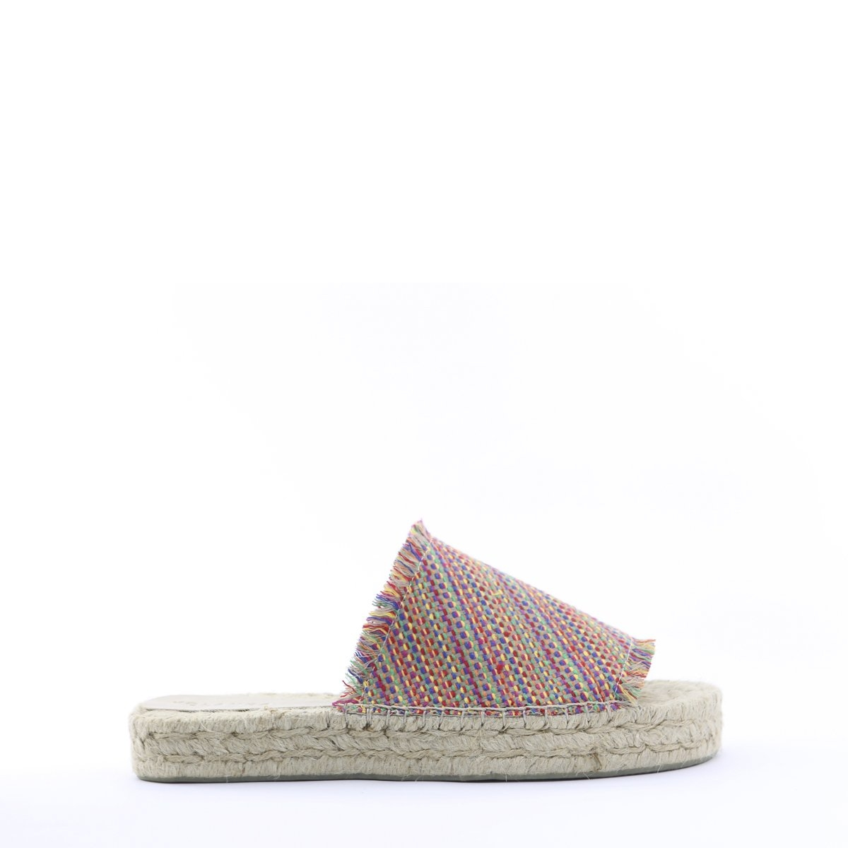Chinelo Espadrille Nina Color
