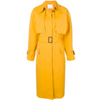 3.1 Phillip Lim Belted Trench Coat - Amarelo