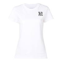 7 For All Mankind 7 For All Mankind X Marques Almeida Logo Print T-Shirt - Branco