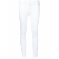 7 For All Mankind Calça Jeans Skinny - Branco