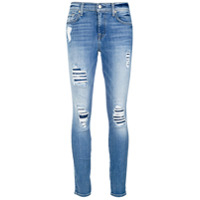7 For All Mankind Calça Jeans The Ankle Skinny - Cab2