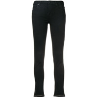 7 For All Mankind Calça Skinny Com Tachas - Preto