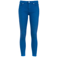 7 For All Mankind Calça Skinny Jeans - Azul