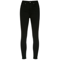 7 For All Mankind Calça Skinny - Preto