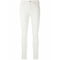 7 For All Mankind Calça The Ankle Skinny - Rosa