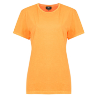 7 For All Mankind T-Shirt Lisa - Amarelo