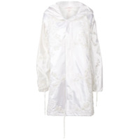 A.f.vandevorst Parka 'wedding' - Branco