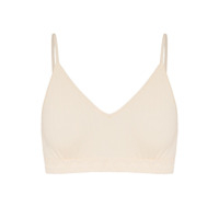 A. Niemeyer Top Cropped Santiago Regata - Off White