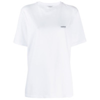 Adish Camiseta Com Estampa De Logo - Branco