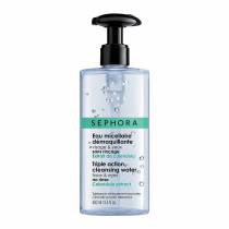 Água De Limpeza Demaquilante Micelar Sephora Collection Triple Action Cleasing Water