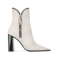 Alexander Wang Ankle Boot Lane - Cinza