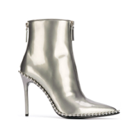 Alexander Wang Eri Ankle Boots - Cinza