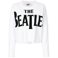 Alice+Olivia Suéter 'the Beatles' - Branco