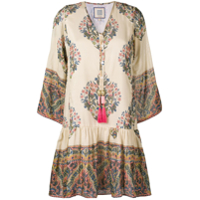 Alicia Bell Vestido Summer - Neutro