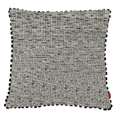 Almofada Tweed Classico Black And White