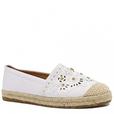 Alpargata Zariff Shoes Metais Espadrille