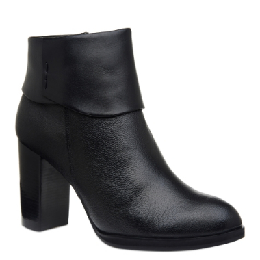 Ankle Boot Gola & Couro Pelica