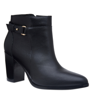 Ankle Boot Mini Lezard