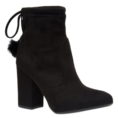 Ankle Boot Skinny Suede
