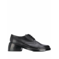 Ann Demeulemeester Lace-Up Oxford Shoes - Preto