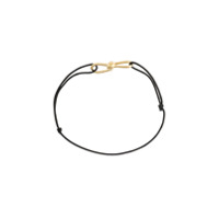 Annelise Michelson Pulseira Wire Extra Pequena - Preto