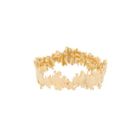 Annelise Michelson Sea Leaf Choker - Dourado