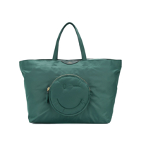 Anya Hindmarch Chubby Wink Large Tote - Verde