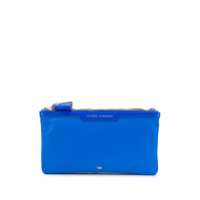 Anya Hindmarch Clutch Filing Cabinet - Azul