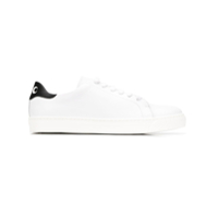 Anya Hindmarch Lace-Up Sneakers - Branco