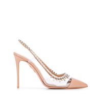 Aquazzura Sapato Temptation - Neutro