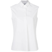 Aspesi Sleeveless Shirt - Branco