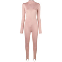 Atu Body Couture Macacão Slim - Rosa