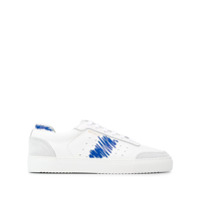 Axel Arigato Dunk Low-Top Sneakers - Branco
