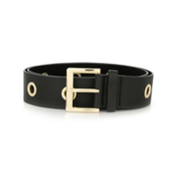 B-Low The Belt Cinto Com Detalhe De Ilhoses - Preto