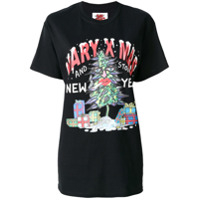 Bad Deal Camiseta Com Estampa 'christmas' - Preto