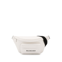 Balenciaga Pochete 'everyday' Com Logo - Branco