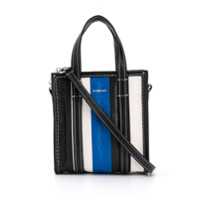 Balenciaga Xxs Bazar Shopper Bag - Preto