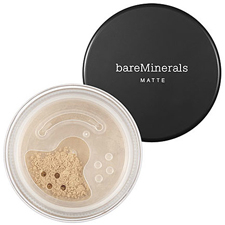 Base bareMinerals Matte SPF 15 Foundation Golden Dark de bareMinerals