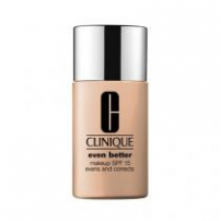Base Clinique Even Better Makeup Spf 15 Evens And Corrects